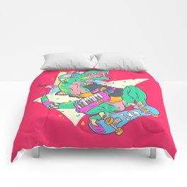 Ju-RAD-ssic Park Comforters