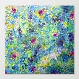 BloomField Canvas Print
