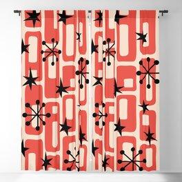 Mid Century Modern Atomic Sparkles 247 Blackout Curtain