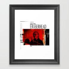 Eraserhead 1 Framed Art Print