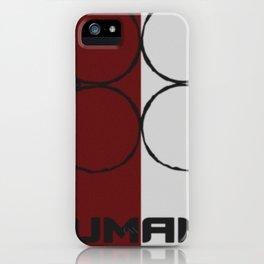 humanz iPhone Case