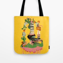 SURREAL KNOWLEDGE Tote Bag
