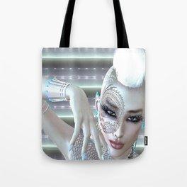 The Dragon's Punk Tote Bag