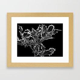 Autumn Beauty Framed Art Print