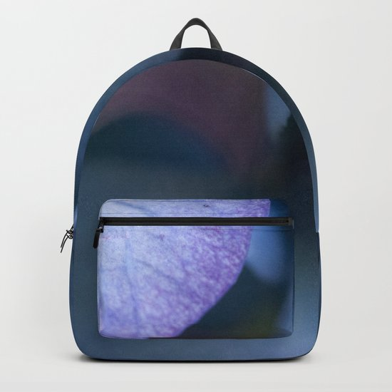 Leaves of Blue, Green and Purple #1 #decor #art #society6 Backpack