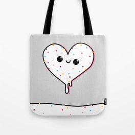 heart of ice (cream) Tote Bag