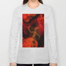 Smoky 01 Long Sleeve T-shirt