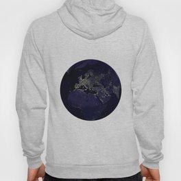 Earth Globe Lights Hoody