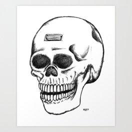 Homo Sapiens Format C: Art Print