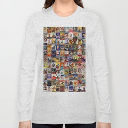 WWII Posters Long Sleeve T-shirt