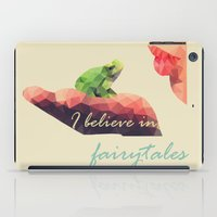 fairy tale iPad Cases featuring Fairy tale by Rhena