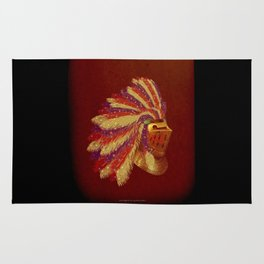 Indian Knight 141WP Rug