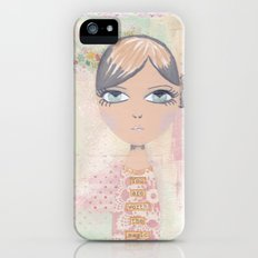 You are worth the magic iPhone (5, 5s) Slim Case