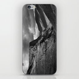 Fleetwith Pike and Honister Crag. Honister Pass, Lake District, Cumbria, UK iPhone Skin