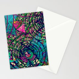 Spring Swing Stationery Cards