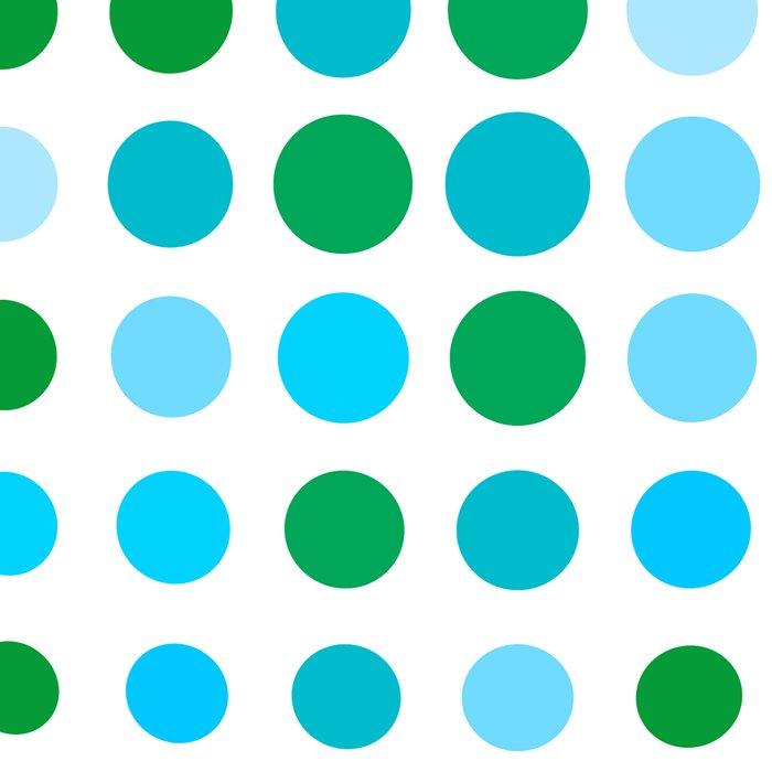 Green and blue optic Leggings