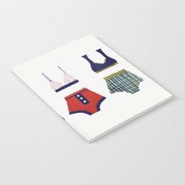 Les bikinis rétro Notebook