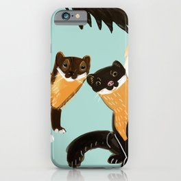 Martens of the World 2 iPhone Case