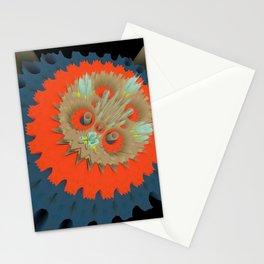Random 3D No. 412 Stationery Cards