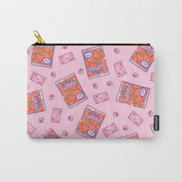 Strawberry Gummy Candy Carry-All Pouch