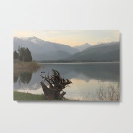 Vallecito Metal Print
