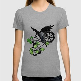 Raven and Ginkgo - Summer Cycle T-shirt