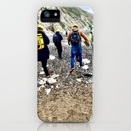 Enginners' day off iPhone Case