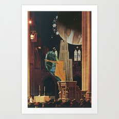 Bully Pulpit Art Print
