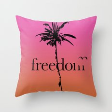 free. Throw Pillow