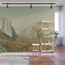 Yosemite Valley II Wall Mural