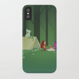 The Nick Yorkers in July iPhone Case