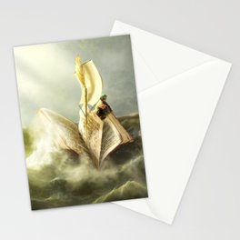 Neverending Journey Stationery Cards