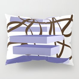 time goes Pillow Sham