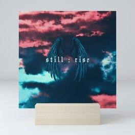 Still Rise Mini Art Print