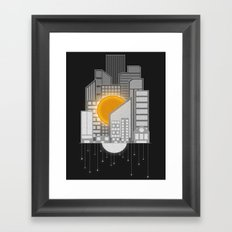 Why Do We Need The Sun And Moon? Framed Art Print