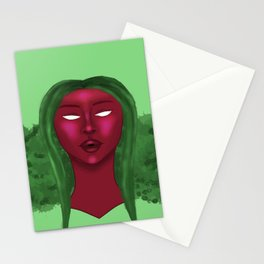 Ew, Humans. Meet Yumay. Stationery Cards