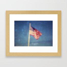 Drive Tucson Framed Art Print