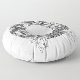 Orgasmic Floor Pillow