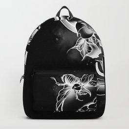 Skullflower Backpack