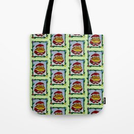 Little Toad Christmas Tote Bag