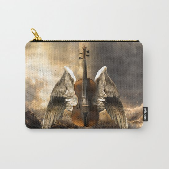 Celestial Music Carry-All Pouch