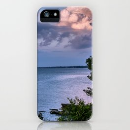 Lake Erie iPhone Case