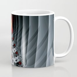 Fractal Art by Sven Fauth - Path to hell Coffee Mug