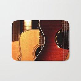 Guitars Bath Mat