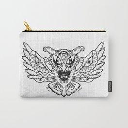 ORNIMENTAL OWL Carry-All Pouch