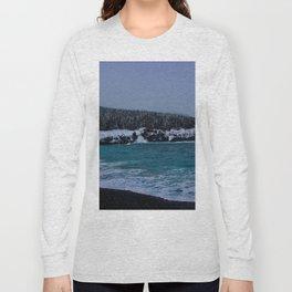 Saltwater Winter Long Sleeve T-shirt