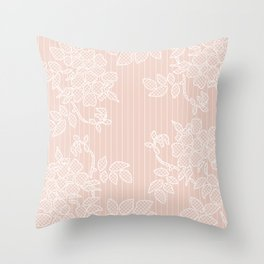 SHADE OF PALE Throw Pillow