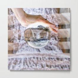 Chase Waterfalls Metal Print