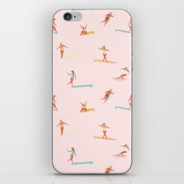 Sea babes iPhone Skin