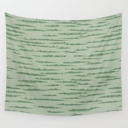 Map Collection: Countryside Wall Tapestry